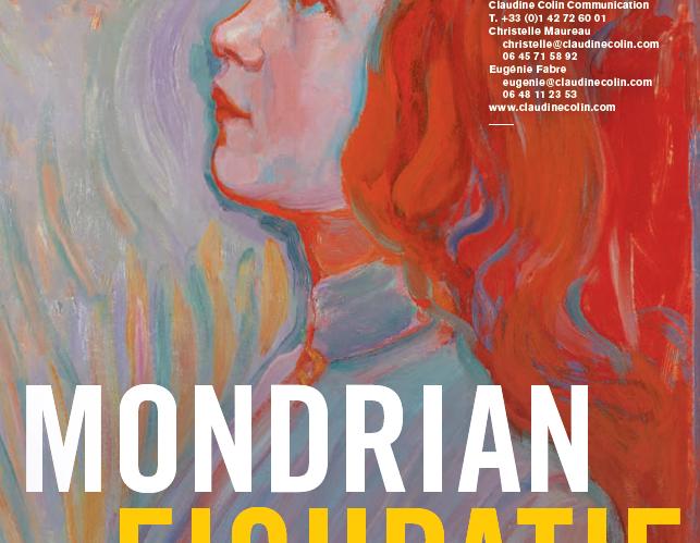 MONDRIAN figuratif au musée Marmottan
