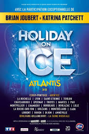 holiday on ice boulogne-billancourt